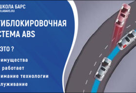 Антиблокировочная система автомобиля (ABS): преимущества и недостатки