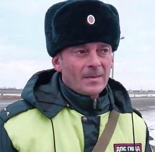 ГИБДД инспектор