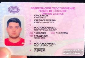 Новый формат водительского удостоверения 2020, СТС и ПТС