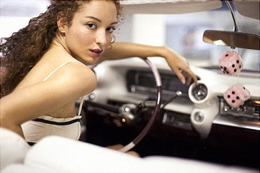 Для женщин вождение
