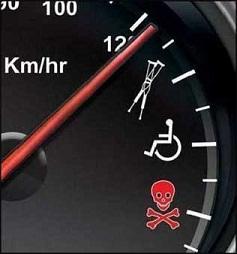 спидометр  авто ответственность вождение